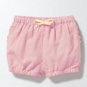 Шорты для девочки Полосочка оптом (код товара: 49201): купить в Berni
