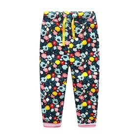 Штаны для девочки Цветочки (код товара: 49269): купить в Berni