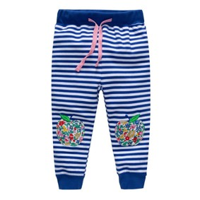 Штаны для девочки Яблоки оптом (код товара: 49270): купить в Berni