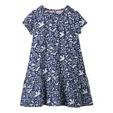 Сукня для дівчинки Звірі на галявині оптом (код товара: 49218)