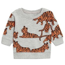 Свитшот детский Тигрята оптом (код товара: 49280)