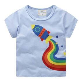 Детская футболка Ракета (код товара: 49351): купить в Berni