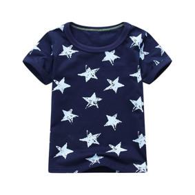 Детская футболка Звезды (код товара: 49327): купить в Berni
