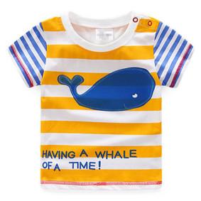 Дитяча футболка Кит (код товару: 49312): купити в Berni