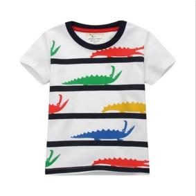 Футболка для мальчика Цветные крокодилы (код товара: 49329): купить в Berni