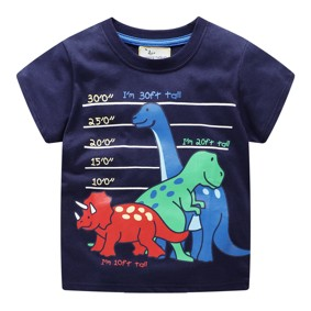 Футболка для мальчика Динозавры (код товара: 49315): купить в Berni