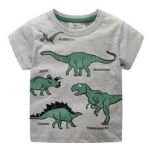 Футболка для мальчика Динозавры (код товара: 49337)