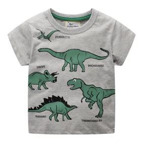 Футболка для мальчика Динозавры (код товара: 49337): купить в Berni