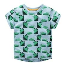 Футболка для мальчика Крокодилы (код товара: 49339)