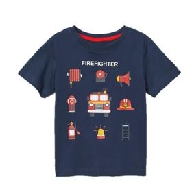 Футболка для мальчика Пожарный (код товара: 49331): купить в Berni