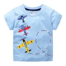 Футболка для мальчика Самолеты (код товара: 49324)