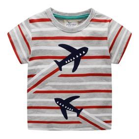 Футболка для мальчика Самолёты (код товара: 49336): купить в Berni