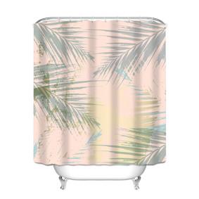 Штора для ванной Пальмовые листья 180 х 180 см (код товара: 49395): купить в Berni