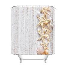 Штора для ванной Песчаные обитатели 180 х 180 см оптом (код товара: 49398)