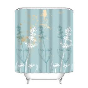 Штора для ванной Полевые цветы 180 х 180 см (код товара: 49397): купить в Berni