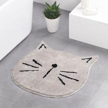 Килимок для ванної Кіт 60 x 60 см оптом (код товара: 49458)