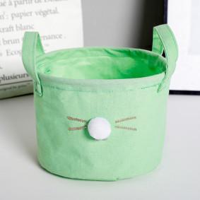 Корзина для игрушек, белья, хранения Кошачий нос (код товара: 49404): купить в Berni