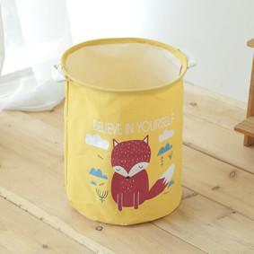 Корзина для игрушек, белья, хранения Лисица (код товара: 49425): купить в Berni