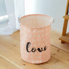 Корзина для игрушек, белья, хранения Любовь (код товара: 49478): купить в Berni