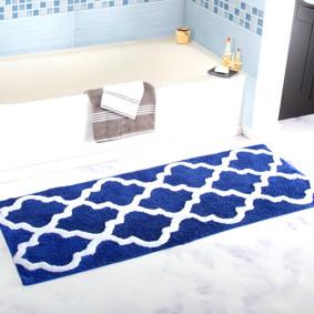 Коврик для ванной Геометрический узор 45 x 120 см (код товара: 49482): купить в Berni