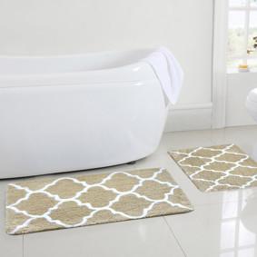 Коврик для ванной Геометрический узор 50 x 80 см (код товара: 49469): купить в Berni