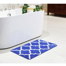 Коврик для ванной Геометрический узор 50 x 80 см (код товара: 49479)