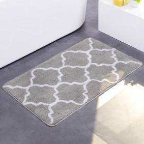 Коврик для ванной Геометрический узор 50 x 80 см (код товара: 49480): купить в Berni
