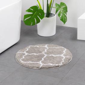 Коврик для ванной Геометрический узор 60 x 60 см (код товара: 49481): купить в Berni