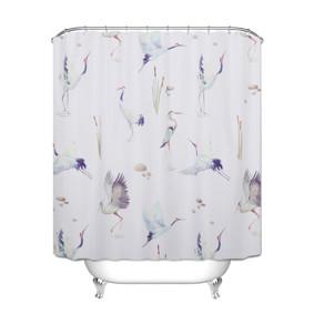 Штора для ванной Аисты 180 х 180 см (код товара: 49441): купить в Berni