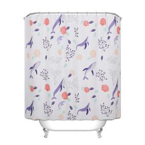 Штора для ванной Киты 180 х 180 см (код товара: 49446): купить в Berni