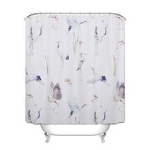 Штора для ванної Лелеки 180 х 180 см оптом (код товара: 49441)
