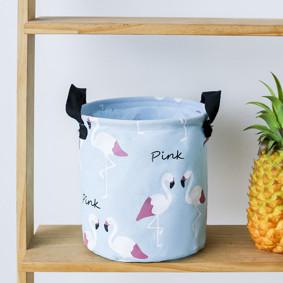 Корзина для игрушек, белья, хранения Фламинго (код товара: 49528): купить в Berni