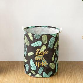 Корзина для игрушек, белья, хранения Тропические растения (код товара: 49526): купить в Berni