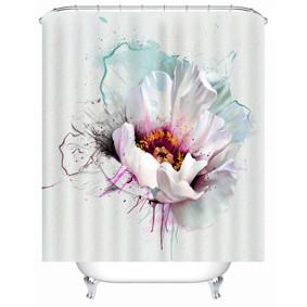 Штора для ванной Нежный цветок 180 х 180 см (код товара: 49508): купить в Berni