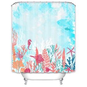 Штора для ванной Риф 180 х 180 см (код товара: 49529): купить в Berni