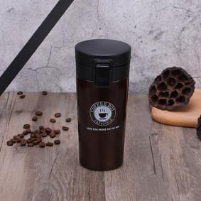Термос коричневий 350 мл (код товара: 49618): купить в Berni