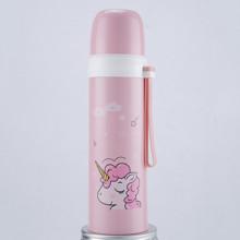 Термос розовый Единорог 500 мл (код товара: 49619)