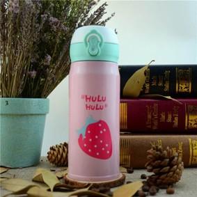 Термос розовый Клубника 350 мл (код товара: 49605): купить в Berni