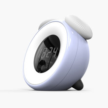 Детский ночник-часы Синий (код товара: 49751)