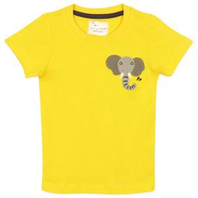 Футболка для мальчика Слон (код товара: 49766): купить в Berni