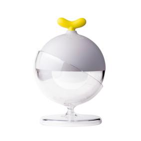Ночник Цветочный бутон Серый (код товара: 49754): купить в Berni
