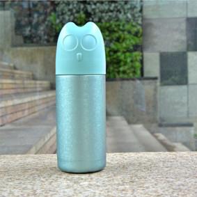 Термос голубой Сова 320 мл (код товара: 49716): купить в Berni