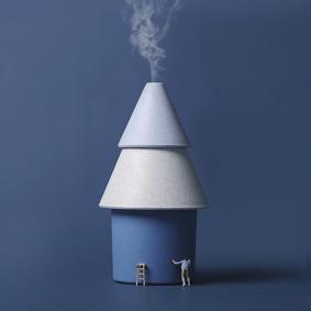 Увлажнитель воздуха Дерево (код товара: 49726): купить в Berni