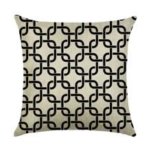 Наволочка декоративная Плетение 45 х 45 см (код товара: 49817)