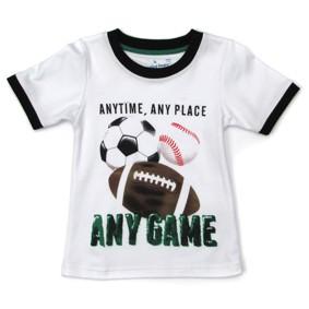 Футболка для хлопчика Jumping Beans (код товару: 506): купити в Berni