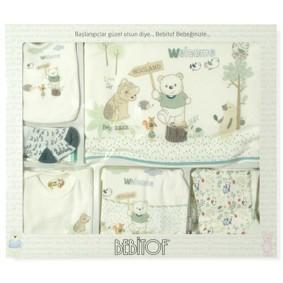 Комплект 10 в 1 для новорожденного Bebitof  (код товара: 5038): купить в Berni