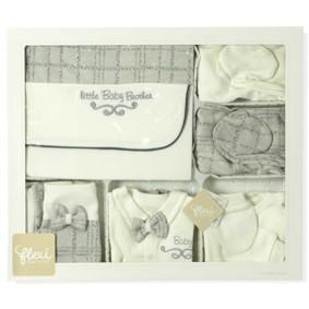 Комплект 10 в 1 для новорожденного мальчика Flexi  (код товара: 5044): купить в Berni