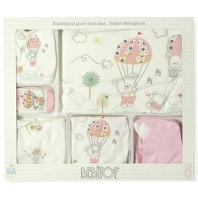 Комплект 10 в 1 для новорожденной девочки Bebitof  (код товара: 5030): купить в Berni