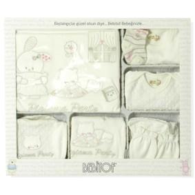 Комплект 10 в 1 для новорожденной девочки Bebitof (код товара: 5039): купить в Berni