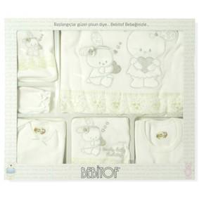 Комплект 10 в 1 для новорожденной девочки Bebitof  (код товара: 5040): купить в Berni